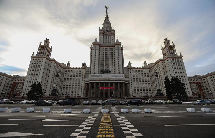 Стал известен топ-20 вузов первого национального рейтинга РФ