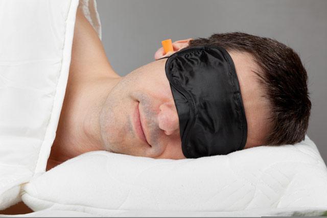 Смысл жизни помогает спать спокойно