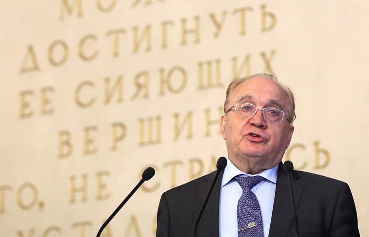 Садовничий выступил за прием медалистов без экзаменов