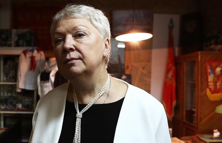 Васильева призвала учителей не давать детям избыточной физической нагрузки