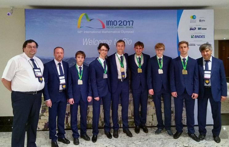 Математика как учеба и отдых: медалисты рассказали о подготовке к мировой олимпиаде