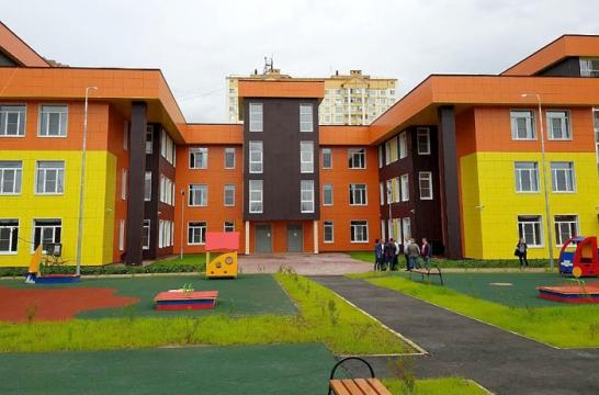 В Подмосковье за четыре года к электроснабжению подключили 23 детских сада