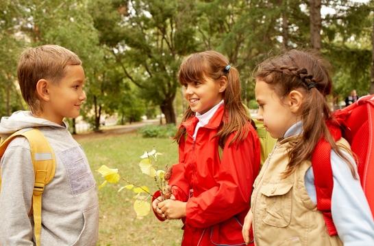 В школы Москвы зачислены 102 тысячи первоклассников