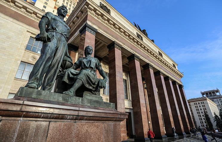 МГУ занял 38-е место в международном репутационном рейтинге RUR