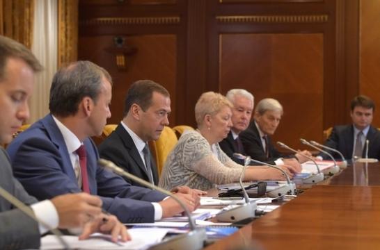 «Сколково» становится образовательным центром – Медведев