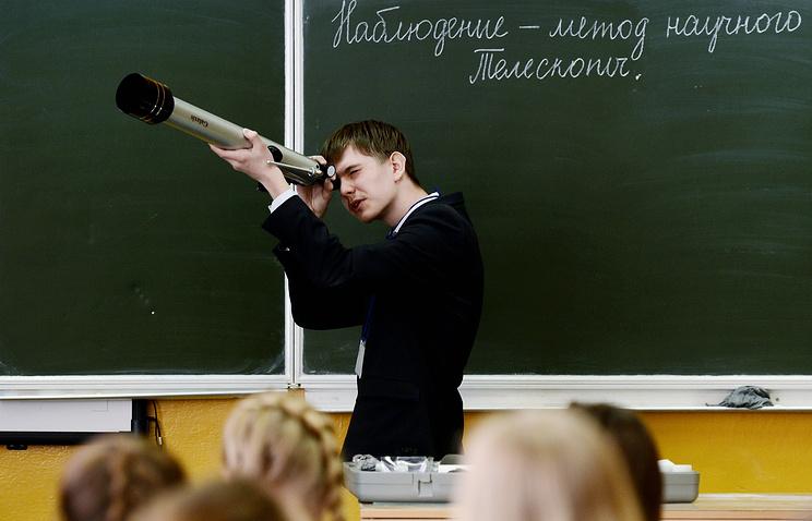 """Возвращение астрономии в школу: """"космический"""" энтузиазм и кадровый голод"""