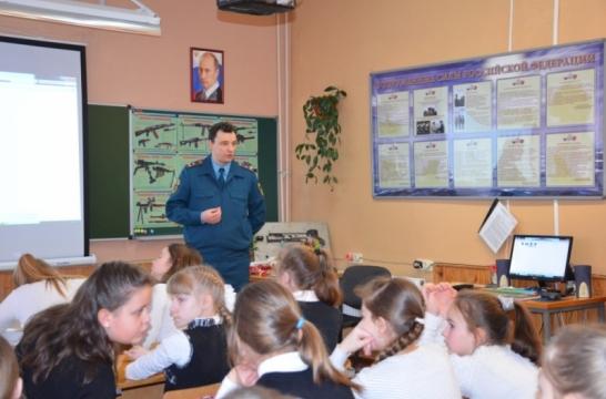 В Подмосковье в «Месячнике безопасности» приняли участие более 1,5 млн человек
