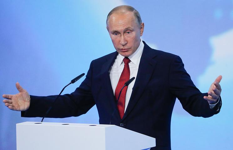 Путин: лидер по созданию искусственного интеллекта станет властелином мира