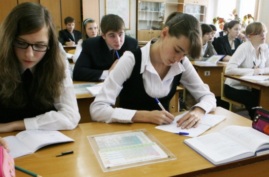 По итогам PISA школы Москвы заняли I место по уровню математической и читательской грамотности