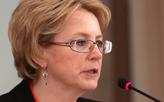 Вероника Скворцова поздравила первокурсников медицинских вузов и колледжей с Днем знаний