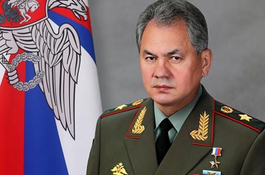 Сергей Шойгу поздравил слушателей, курсантов и воспитанников военно-учебных заведений с Днем знаний