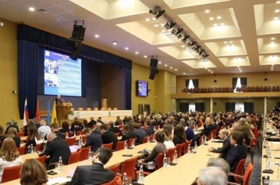 В Петербурге прошел II Международный совет ректоров вузов горно-технического профиля