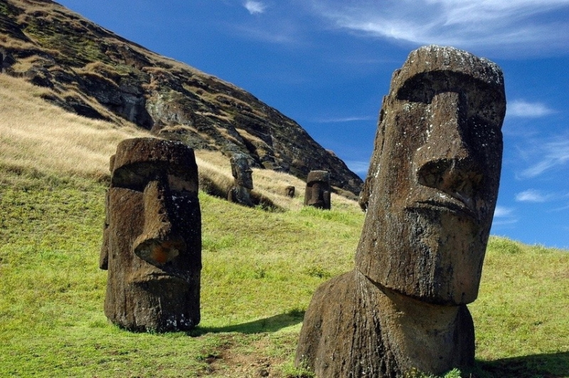Остров Пасхи заселили не из Америки