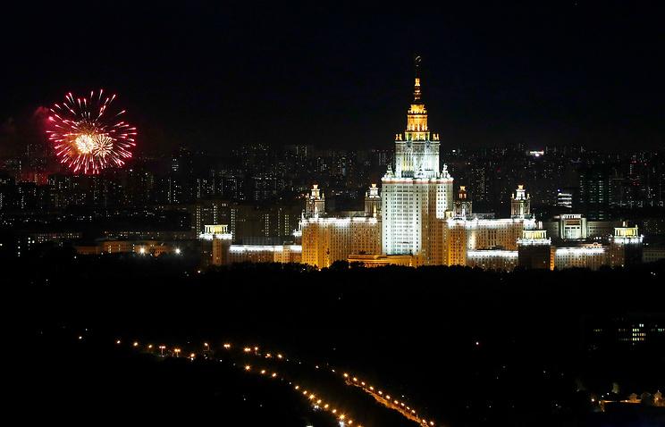 """МГУ вошел в первую сотню предметного рейтинга THE в категории """"Образование"""""""