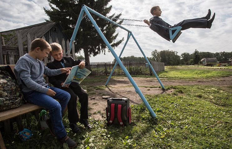 Педагоги в регионах обсуждают возврат природоведения в школьную программу