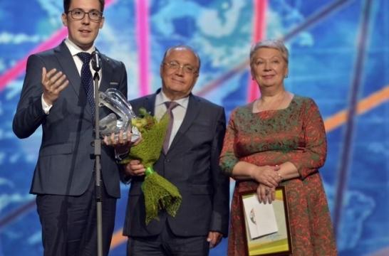 В Государственном Кремлевском дворце назвали победителя конкурса «Учитель года России»-2017