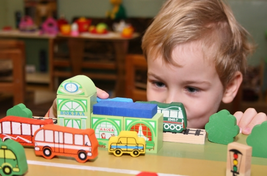 Васильева предложила продлить федеральную программу по созданию мест в детских садах