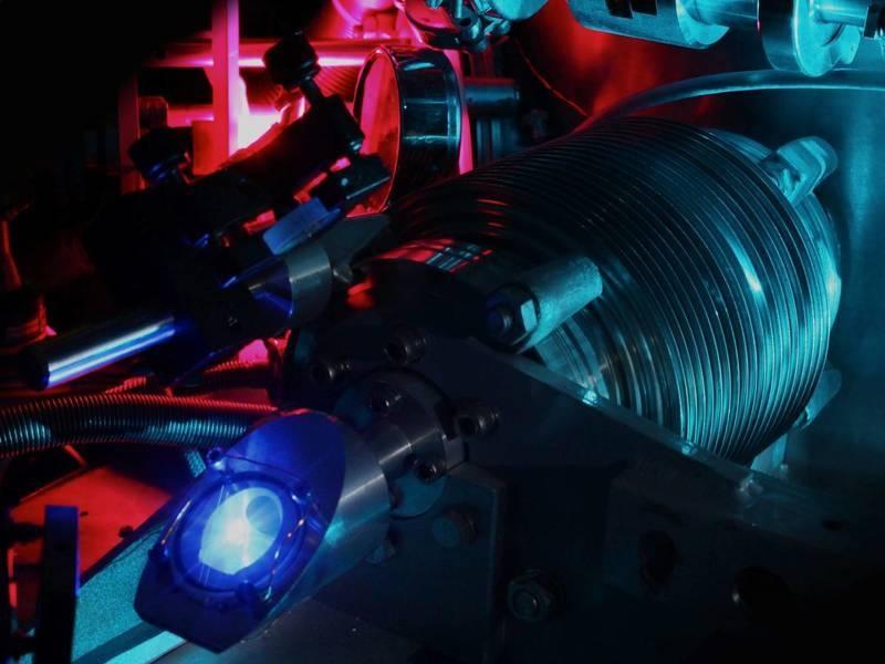 Протон все-таки меньше, чем думали