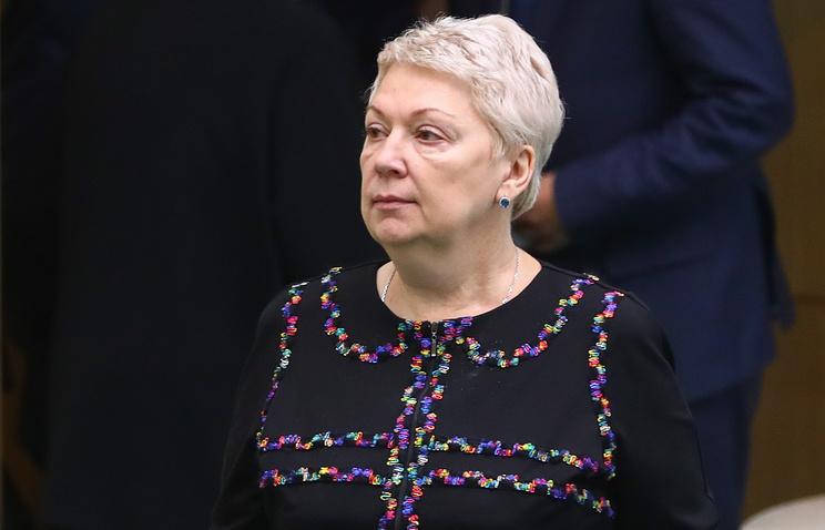 Васильева выступила против интеллектуальной изоляции от Запада
