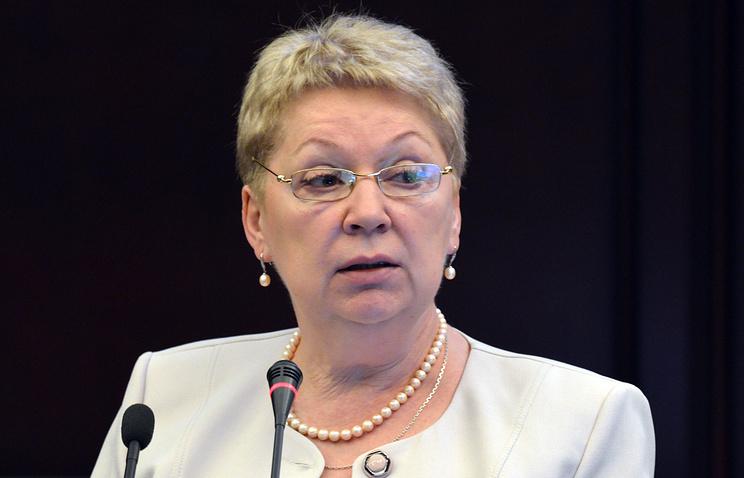 """Васильева назвала принятие закона """"Об образовании"""" на Украине языковым расизмом"""