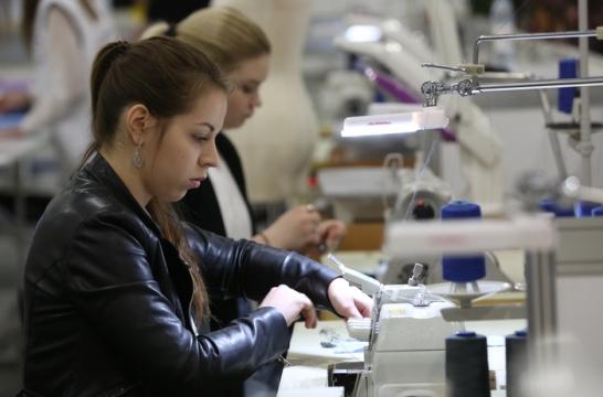 В рамках проекта «Юные мастера» ученики 101 школы Москвы изучают предмет «Технология» в колледжах