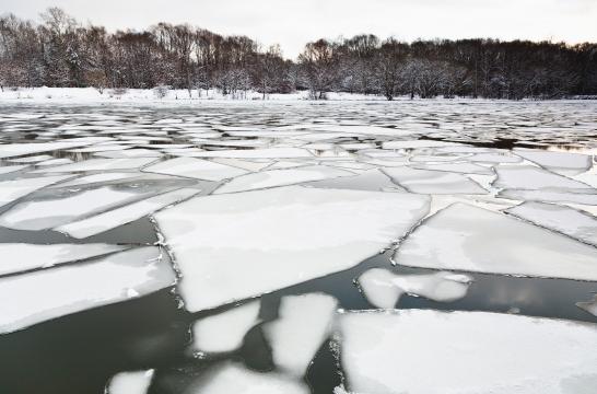 Для школьников Москвы пройдут уроки зимней безопасности