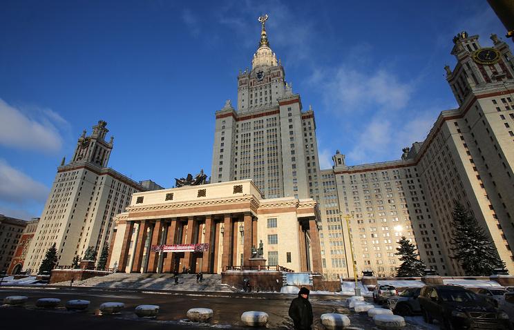МГУ вошел в рейтинг лучших мировых вузов с точки зрения трудоустройства выпускников
