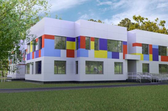 В московском районе Южное Чертаново построят детский сад на 125 мест