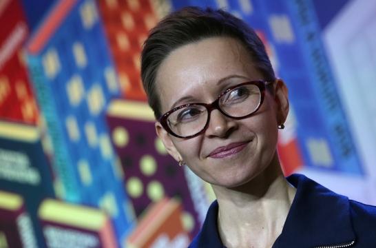 Автором текста «Тотального диктанта» в 2018 году стала Гузель Яхина