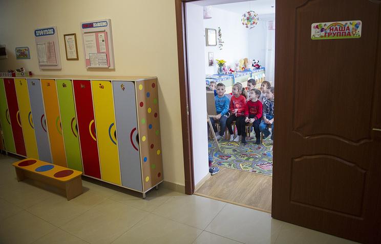 Всплеск рождаемости не позволяет регионам РФ решить проблему очередей в детсады
