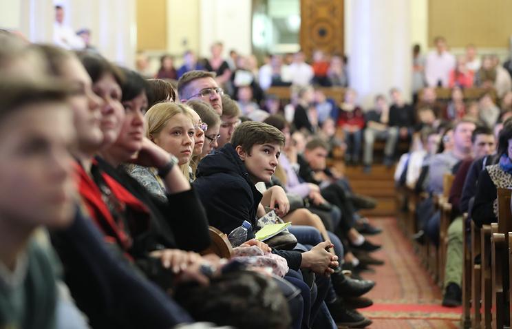 В топ-200 первого национального рейтинга вузов вошли только 13 российских