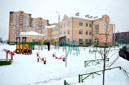 В Подмосковье за 2013-2017 годы построено 388 детских садов – Захарова