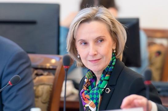 Замминистра образования Людмила Огородова освобождена от должности