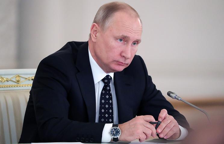 Путин пообещал, что в России сохранится бесплатное высшее образование
