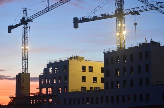 В «новой Москве» до конца года построят 11 детских садов, восемь школ и поликлинику