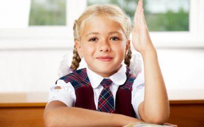 Одной из задач школы является воспитание человека – Васильева