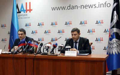 Более 18 тыс. жителей подконтрольных Киеву районов Донбасса получили помощь от ДНР и ЛНР