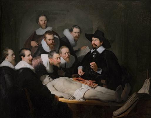Человеческие гены работают после смерти