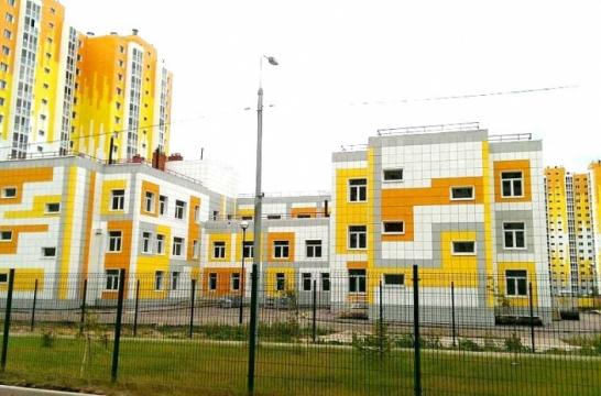 Четыре детских сада введены в эксплуатацию в Подмосковье с начала года