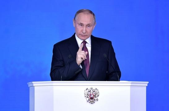 Путин предложил запустить проект ранней профориентации школьников