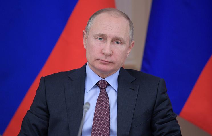 Путин призвал молодежь получать больше знаний и не делить профессии на мужские и женские