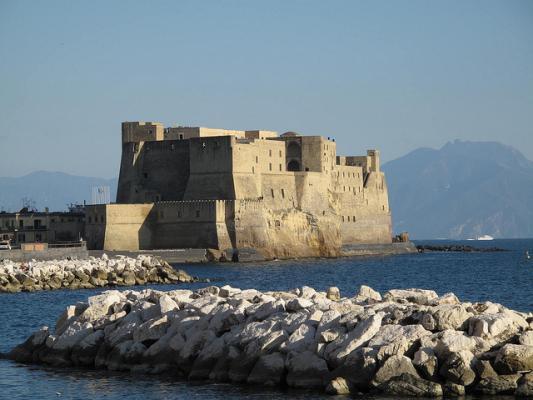 В Неаполе нашли древний порт