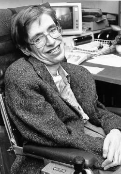 Стивен Хокинг – физик вне времени