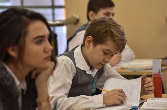В регионах РФ проходит этап Всероссийской олимпиады школьников