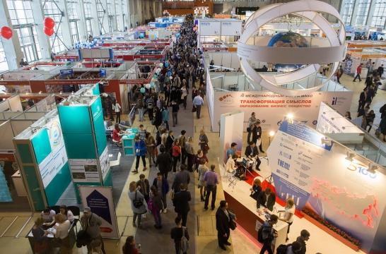 В Москве в 75-м павильоне ВДНХ стартовал V Московский международный салон образования