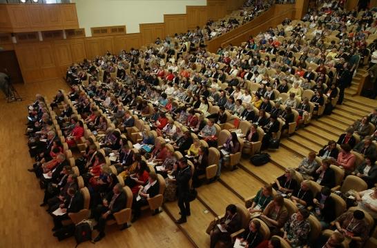 В Москве открылась VII Международная научно-практическая конференция ECCE Conference