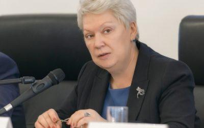 Ольга Васильева утверждена Министром просвещения Российской Федерации
