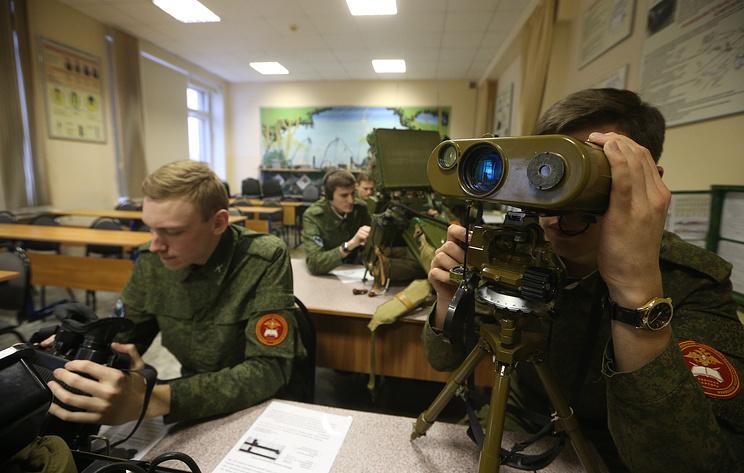 Кабмин внес в Госдуму проект закона об унификации военных кафедр в вузах