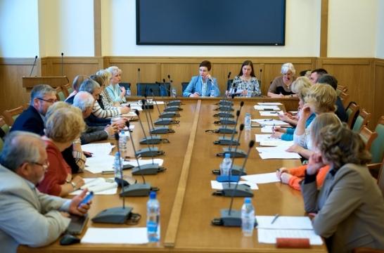 Предметные ассоциации примут участие в обсуждении проекта Порядка проведения аттестации учителей