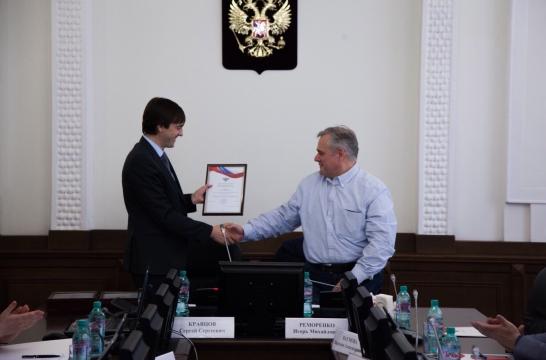 Общественный совет при Рособрнадзоре подвел итоги своей двухлетней работы